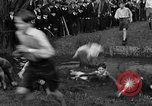 Image of Annual Cross Country Race Eton England United Kingdom, 1933, second 41 stock footage video 65675072246