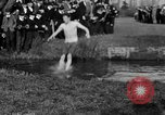 Image of Annual Cross Country Race Eton England United Kingdom, 1933, second 59 stock footage video 65675072246