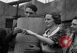Image of wooden wedding Washington State United States USA, 1933, second 34 stock footage video 65675072252