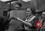 Image of wooden wedding Washington State United States USA, 1933, second 35 stock footage video 65675072252