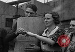 Image of wooden wedding Washington State United States USA, 1933, second 36 stock footage video 65675072252