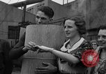 Image of wooden wedding Washington State United States USA, 1933, second 37 stock footage video 65675072252