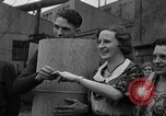 Image of wooden wedding Washington State United States USA, 1933, second 39 stock footage video 65675072252