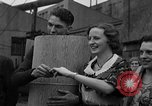 Image of wooden wedding Washington State United States USA, 1933, second 40 stock footage video 65675072252