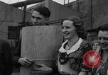 Image of wooden wedding Washington State United States USA, 1933, second 41 stock footage video 65675072252