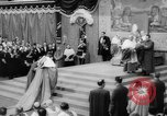 Image of Pope John XXIII Rome Italy, 1960, second 29 stock footage video 65675072255