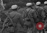Image of Communist Chinese troops Kaesong Korea, 1951, second 31 stock footage video 65675072263