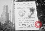 Image of movie tax protest New York City USA, 1961, second 3 stock footage video 65675072265