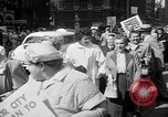 Image of movie tax protest New York City USA, 1961, second 12 stock footage video 65675072265