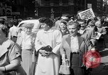 Image of movie tax protest New York City USA, 1961, second 13 stock footage video 65675072265