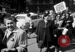 Image of movie tax protest New York City USA, 1961, second 16 stock footage video 65675072265