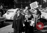 Image of movie tax protest New York City USA, 1961, second 17 stock footage video 65675072265