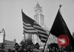 Image of movie tax protest New York City USA, 1961, second 18 stock footage video 65675072265