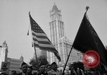 Image of movie tax protest New York City USA, 1961, second 19 stock footage video 65675072265