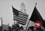 Image of movie tax protest New York City USA, 1961, second 22 stock footage video 65675072265