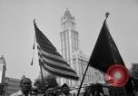 Image of movie tax protest New York City USA, 1961, second 23 stock footage video 65675072265