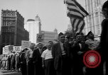 Image of movie tax protest New York City USA, 1961, second 26 stock footage video 65675072265