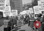 Image of movie tax protest New York City USA, 1961, second 32 stock footage video 65675072265