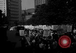 Image of movie tax protest New York City USA, 1961, second 37 stock footage video 65675072265