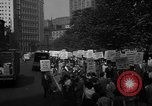 Image of movie tax protest New York City USA, 1961, second 38 stock footage video 65675072265