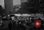 Image of movie tax protest New York City USA, 1961, second 40 stock footage video 65675072265