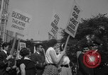 Image of movie tax protest New York City USA, 1961, second 48 stock footage video 65675072265