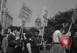 Image of movie tax protest New York City USA, 1961, second 50 stock footage video 65675072265