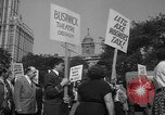 Image of movie tax protest New York City USA, 1961, second 51 stock footage video 65675072265
