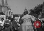 Image of movie tax protest New York City USA, 1961, second 54 stock footage video 65675072265