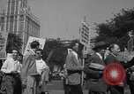 Image of movie tax protest New York City USA, 1961, second 56 stock footage video 65675072265