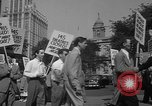 Image of movie tax protest New York City USA, 1961, second 57 stock footage video 65675072265