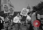 Image of movie tax protest New York City USA, 1961, second 58 stock footage video 65675072265