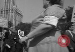 Image of movie tax protest New York City USA, 1961, second 60 stock footage video 65675072265