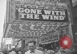 Image of movie tax protest New York City USA, 1954, second 3 stock footage video 65675072267