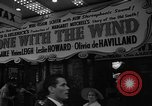 Image of movie tax protest New York City USA, 1954, second 13 stock footage video 65675072267