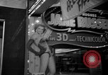 Image of movie tax protest New York City USA, 1954, second 43 stock footage video 65675072267