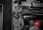 Image of movie tax protest New York City USA, 1954, second 45 stock footage video 65675072267