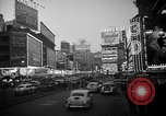 Image of movie tax protest New York City USA, 1954, second 47 stock footage video 65675072267