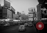 Image of movie tax protest New York City USA, 1954, second 48 stock footage video 65675072267