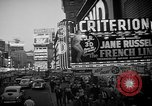 Image of movie tax protest New York City USA, 1954, second 52 stock footage video 65675072267