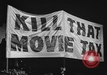 Image of movie tax in New York New York City USA, 1954, second 56 stock footage video 65675072268