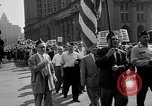 Image of movie tax protest in New York New York City USA, 1961, second 17 stock footage video 65675072269