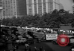 Image of movie tax protest in New York New York City USA, 1961, second 37 stock footage video 65675072269
