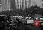 Image of movie tax protest in New York New York City USA, 1961, second 38 stock footage video 65675072269
