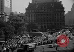 Image of movie tax protest in New York New York City USA, 1961, second 41 stock footage video 65675072269