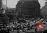 Image of movie tax protest in New York New York City USA, 1961, second 44 stock footage video 65675072269