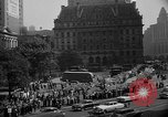 Image of movie tax protest in New York New York City USA, 1961, second 46 stock footage video 65675072269