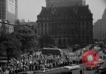 Image of movie tax protest in New York New York City USA, 1961, second 48 stock footage video 65675072269