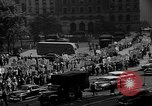Image of movie tax protest in New York New York City USA, 1961, second 52 stock footage video 65675072269