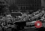 Image of movie tax protest in New York New York City USA, 1961, second 53 stock footage video 65675072269